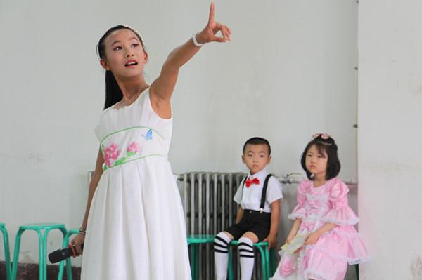 中国少年儿童歌曲卡拉ok电视大赛山西太原赛区选拔赛