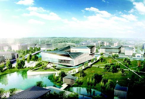 山西大学东山校区一期将开建 总投资约两亿元